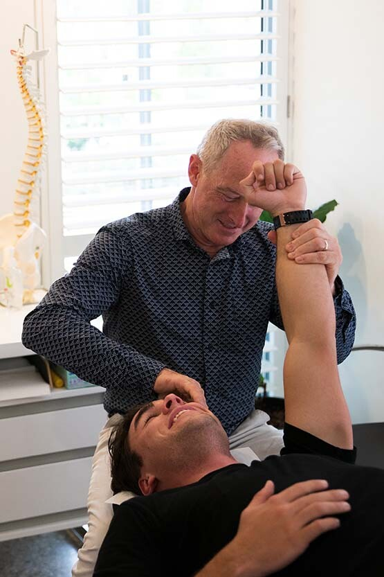 kinesiology by Dr Neil Robertson